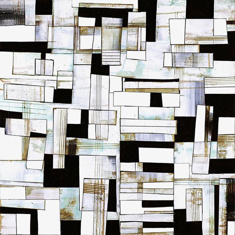 Kevin Keul Dried Salt Ponds A