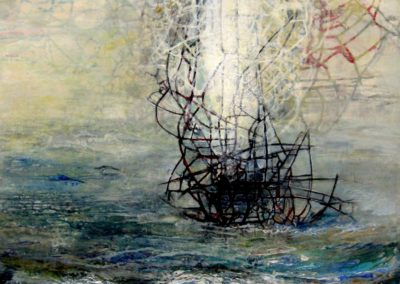 Carol A. Levy: At Sea #1