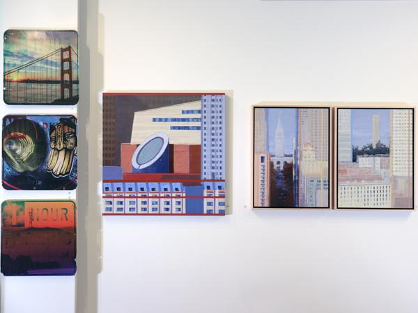 Fin & Mazzetti wall installation