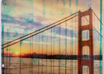 Scott Fin - Sunrise Golden Gate South