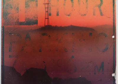 Scott Fin - Sunrise Pt Bonita & Sutro