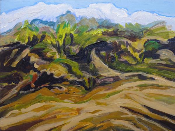 Michelle Inouchi Mendocino View