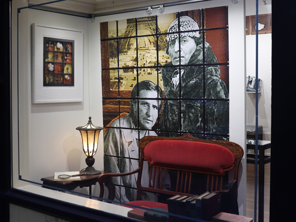 Brett Kaufman 12th Ave Avenue 12 Window