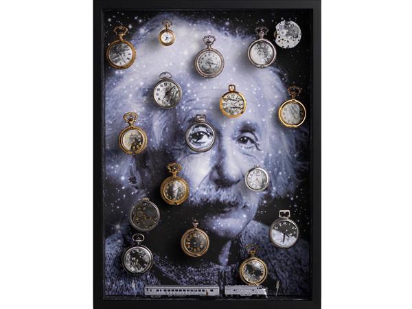 Brett Kaufman - Einstein in Time and Space homepage