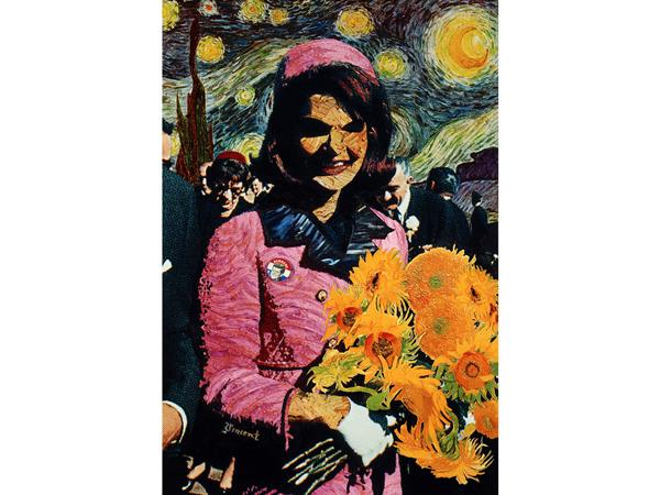 Brett Kaufman - Van Gogh's 'Jackie O' homepage