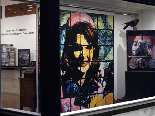 Brett Kaufman Lake Street Window Avenue 12 Gallery